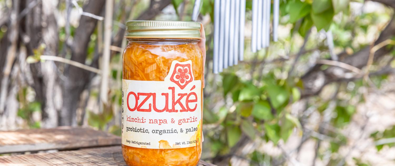 Ozuke Kimchi: Napa & Garlic product photo