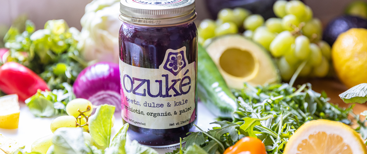 cooking with beets, dulse & kale